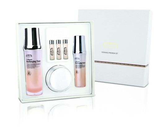 set collagen