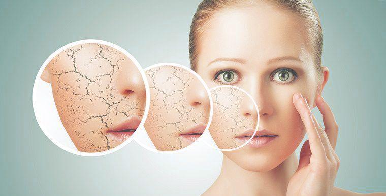 Профессиональная косметика при сухой коже