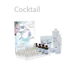 Cocktail Personal Programm от института REVIVRE. Мини-лаборатория в условиях кабинета косметолога. Создание именной маски и сыворотки.