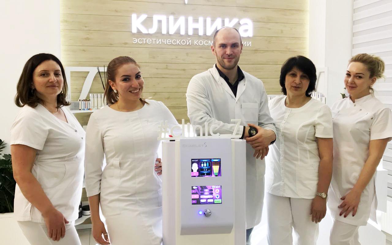 Клинике эстетической и функциональной косметологии стоматологии — 7